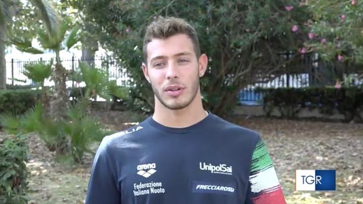Marco De Tullio al TGR Puglia (Video)
