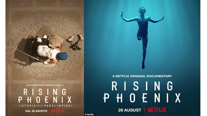 Netflix Italia. Rising Phoenix: la storia delle Paralimpiadi