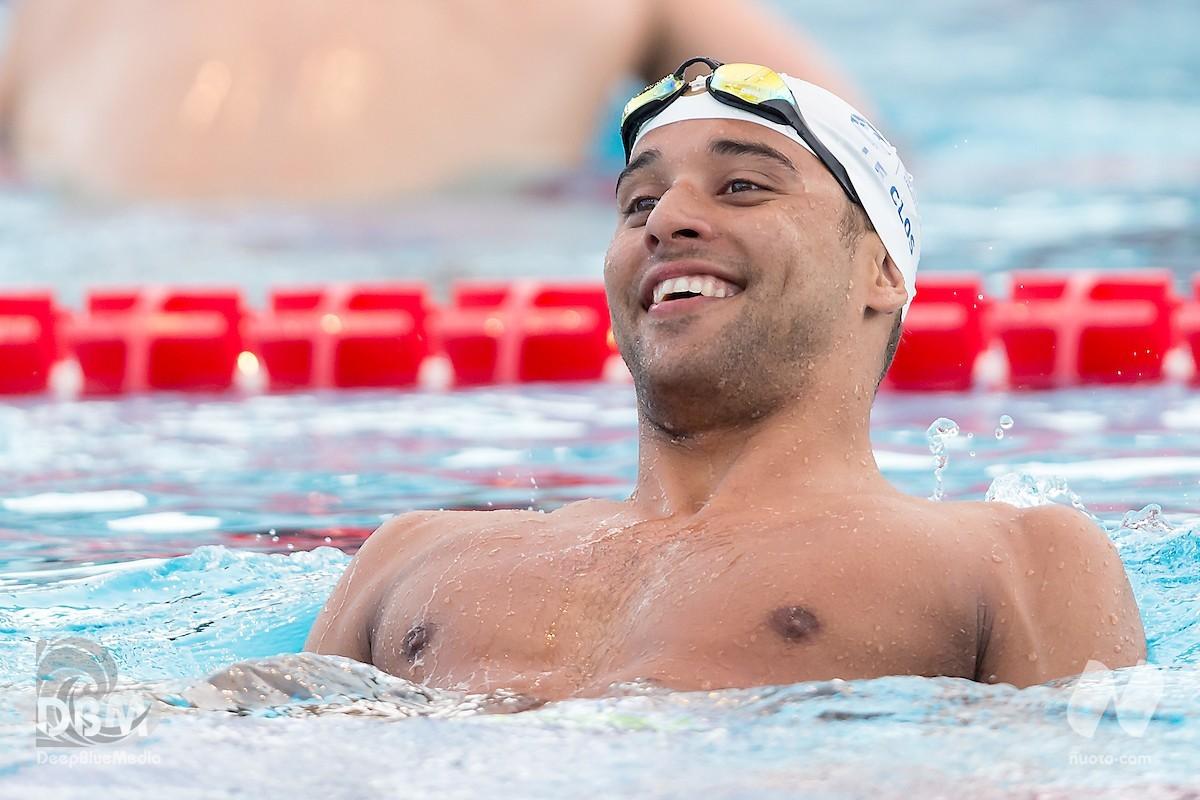 """Chad Le Clos: """"Nuoto, vivo e mi alleno senza pressioni. Sono soddisfatto di essere chi sono"""""""