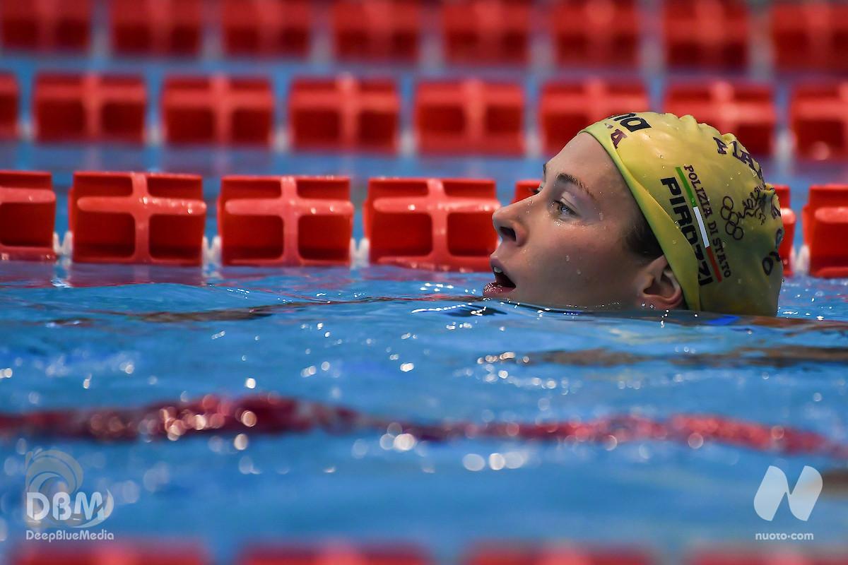 """Stefania Pirozzi a #Nuotopuntolive: """"Il nuoto non è tutto per me, ma sogno Tokyo prima di tuffarmi in altro"""""""