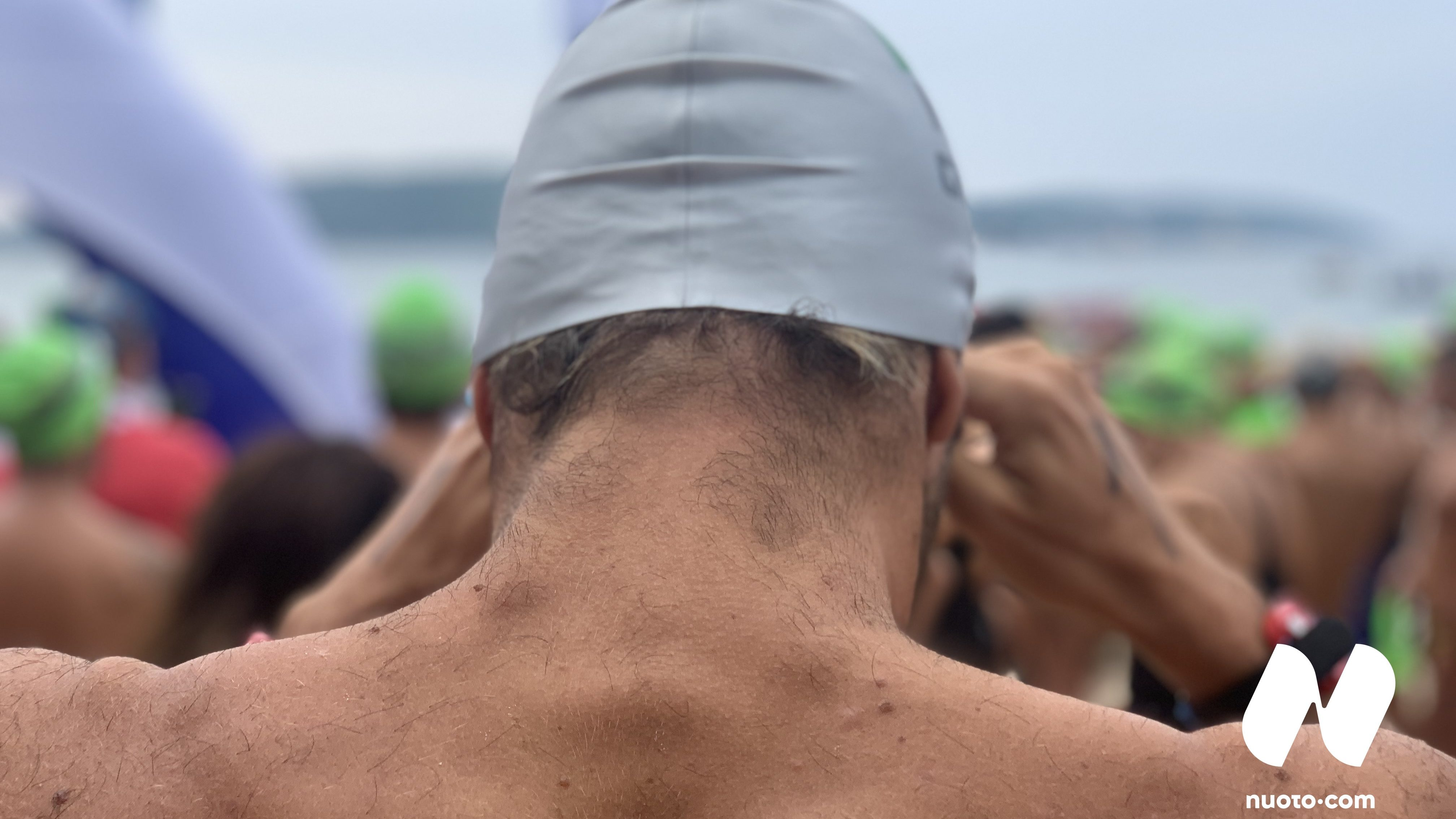 Freedom in water, Paltrinieri protagonista