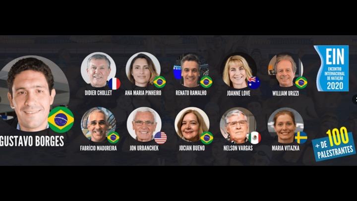 ISC2020 – La International Swimming Conference di Gustavo Borges
