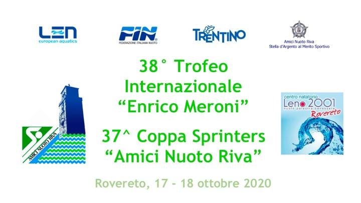 "Trofeo ""Enrico Meroni"" – Comunicato"