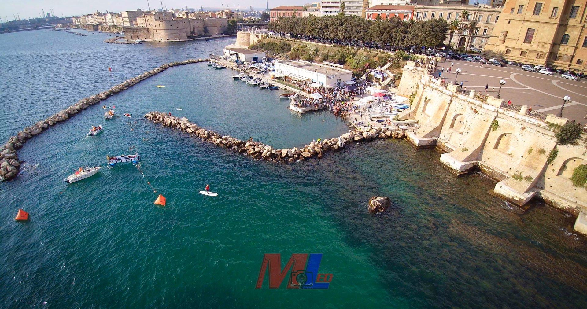 Open Water FIN Puglia 2020