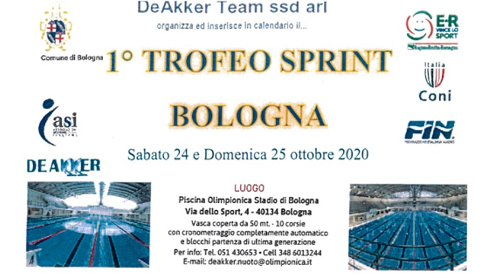 I risultati del Trofeo Sprint Bologna (V50)