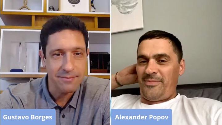 RIVAIS. Gustavo Borges incontra Alexander Popov (VIDEO)