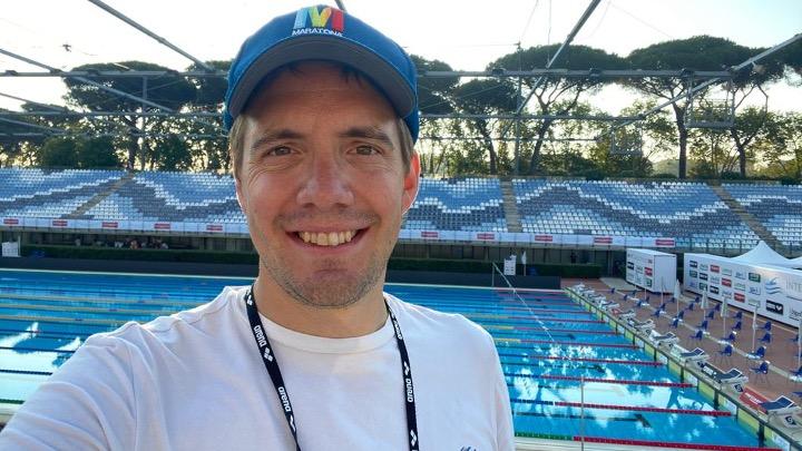 """Il nostro Alberto Dolfin ha vinto il Premio CONI-USSI per la sezione """"Under 35″"""