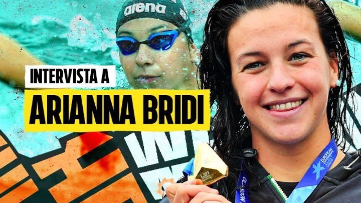 Arianna Bridi intervistata da fanpage.it (Video)