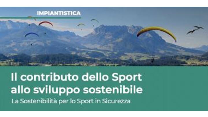 Il contributo dello Sport per lo sviluppo sostenibile. SdS