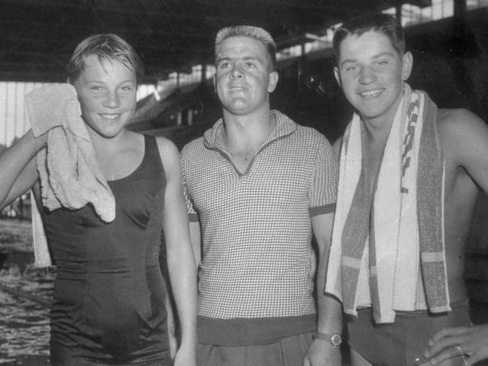 Swimming Australia piange la scomparsa dell'olimpionico John Konrads (78).