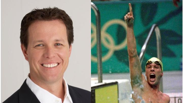 Kieren Perkins alla guida di Swimming Australia