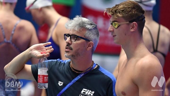 Coach Antonio Satta sull'esperienza ISL di Alessandro Miressi, alla vigilia dell'ultimo Match.