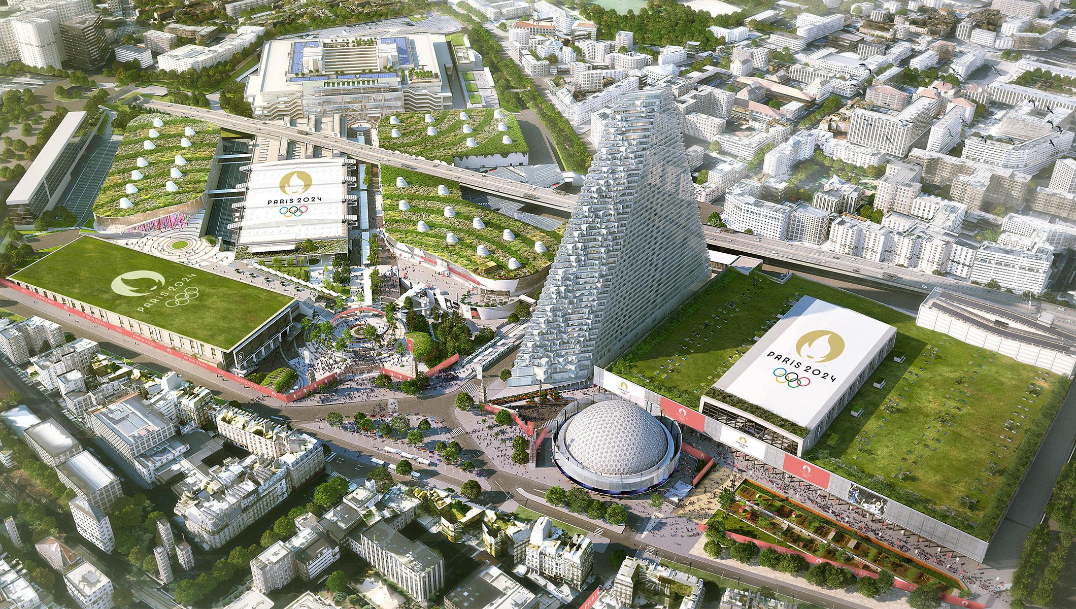 Parigi 2024, approvato il progetto preliminare
