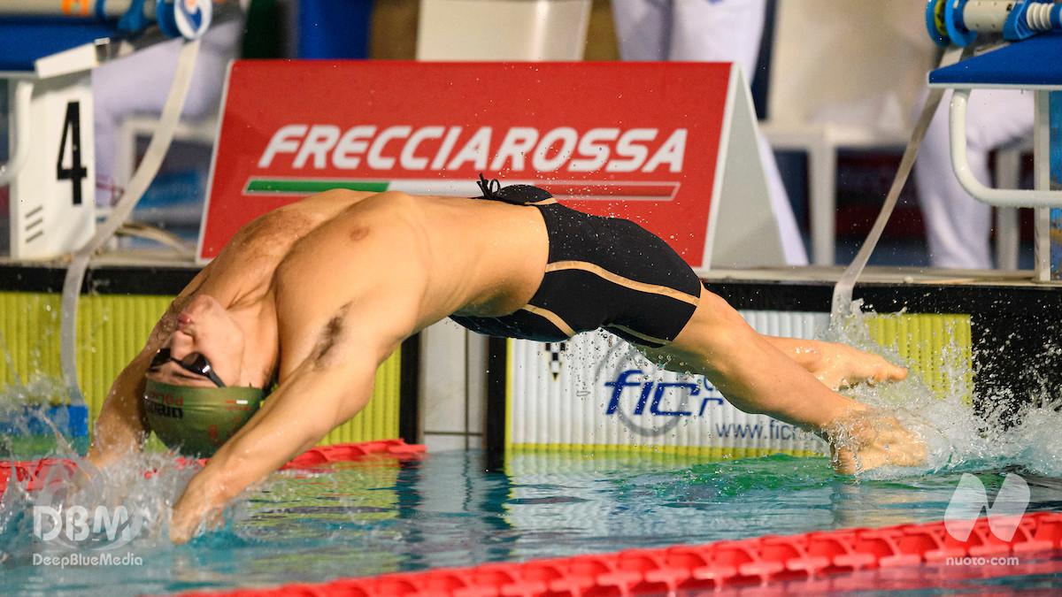 """Thomas Ceccon e il pass Olimpico, il tecnico Burlina: """"Finalmente ha dimostrato quello che vale"""" – VIDEO"""