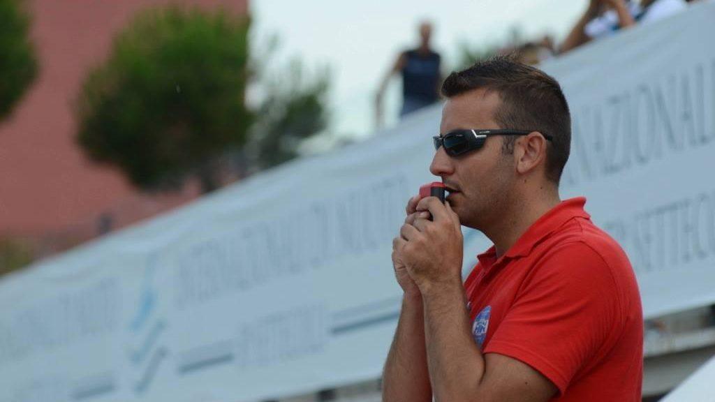 Benemerenze CONI: stella di bronzo ad Alessandro Camilli, ufficiale di gara