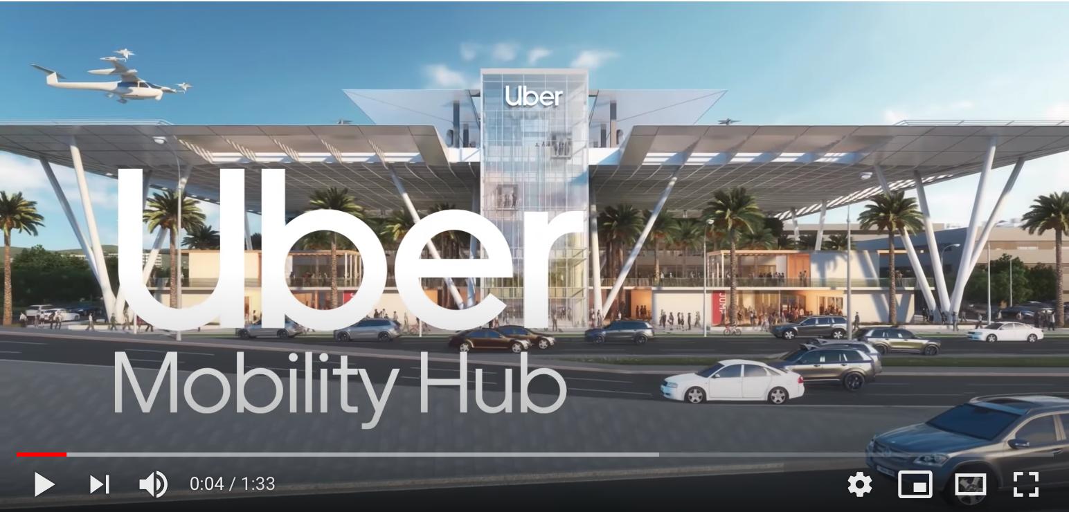 Uber conferma: a Los Angeles 2028 ci si sposterà in volo