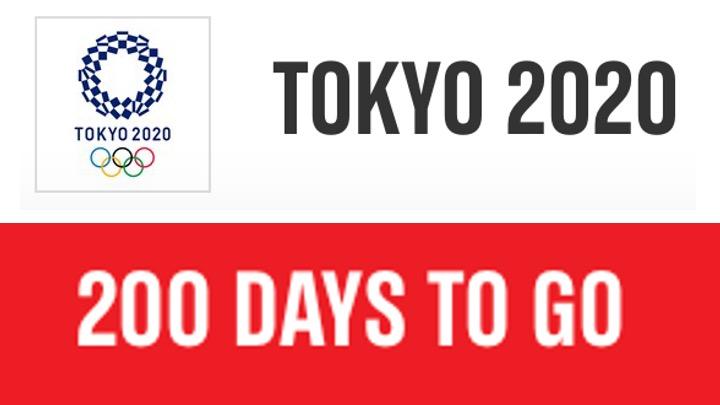 200 giorni a Tokyo 2020