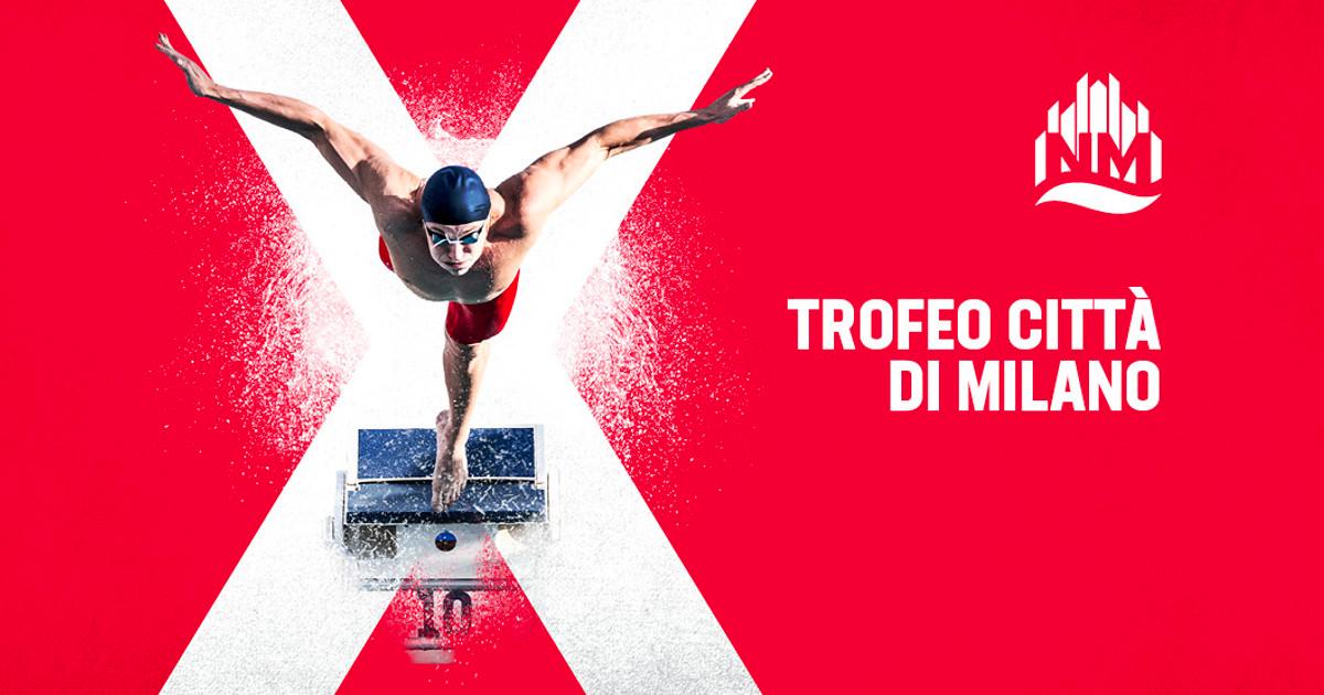 Le nuove date del Trofeo città di Milano: 23, 24, 25 Aprile