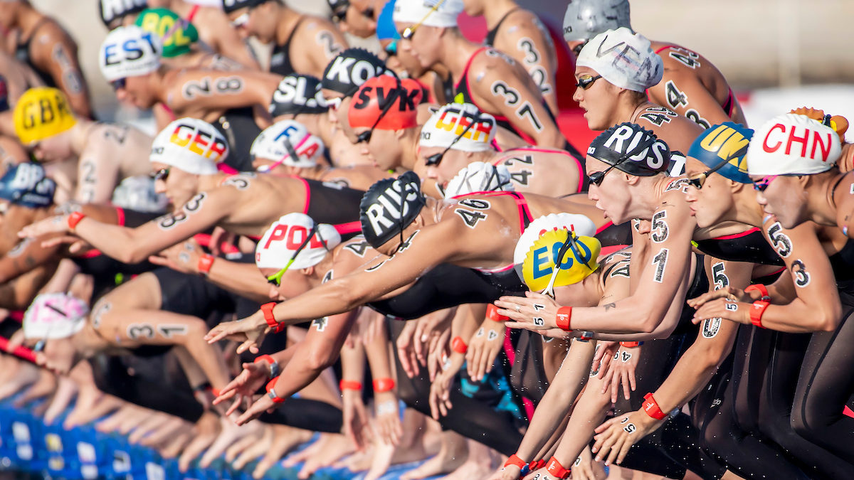 Open Water. Criteri di qualificazione per i Campionati Europei e Mondiali giovanili.