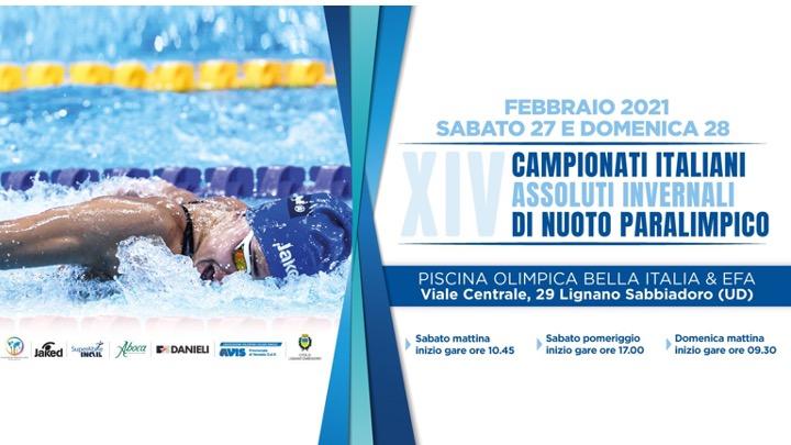FINP. Campionati italiani Invernali al via a Lignano