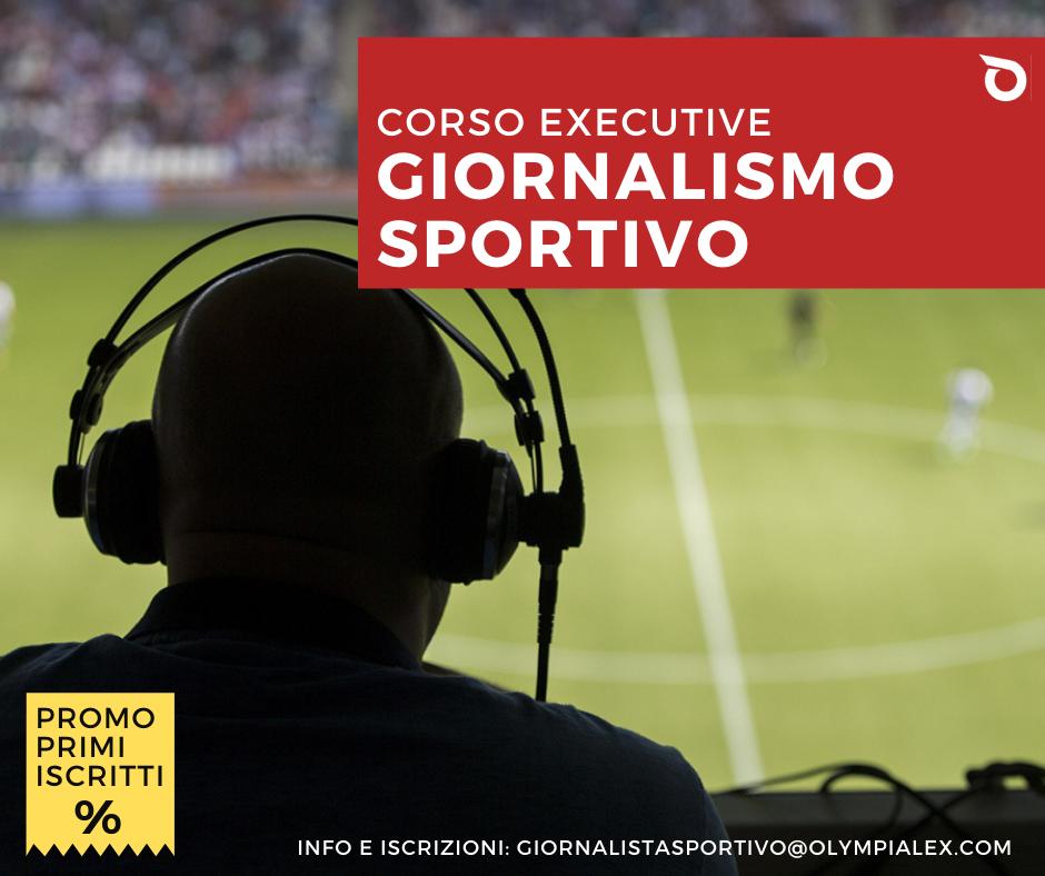 """Nuoto•com ospite del """"Corso in giornalismo sportivo e comunicazione sportiva"""" di Olympialex"""