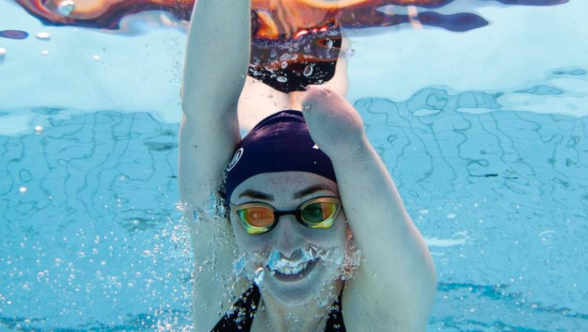 """Ellen Keane: """"Sono un'atleta paralimpica, non olimpica. Le parole sono potenti, siate consapevoli"""""""