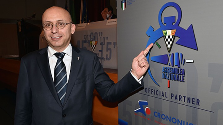 Antonio Rondinone è il nuovo Presidente FICR