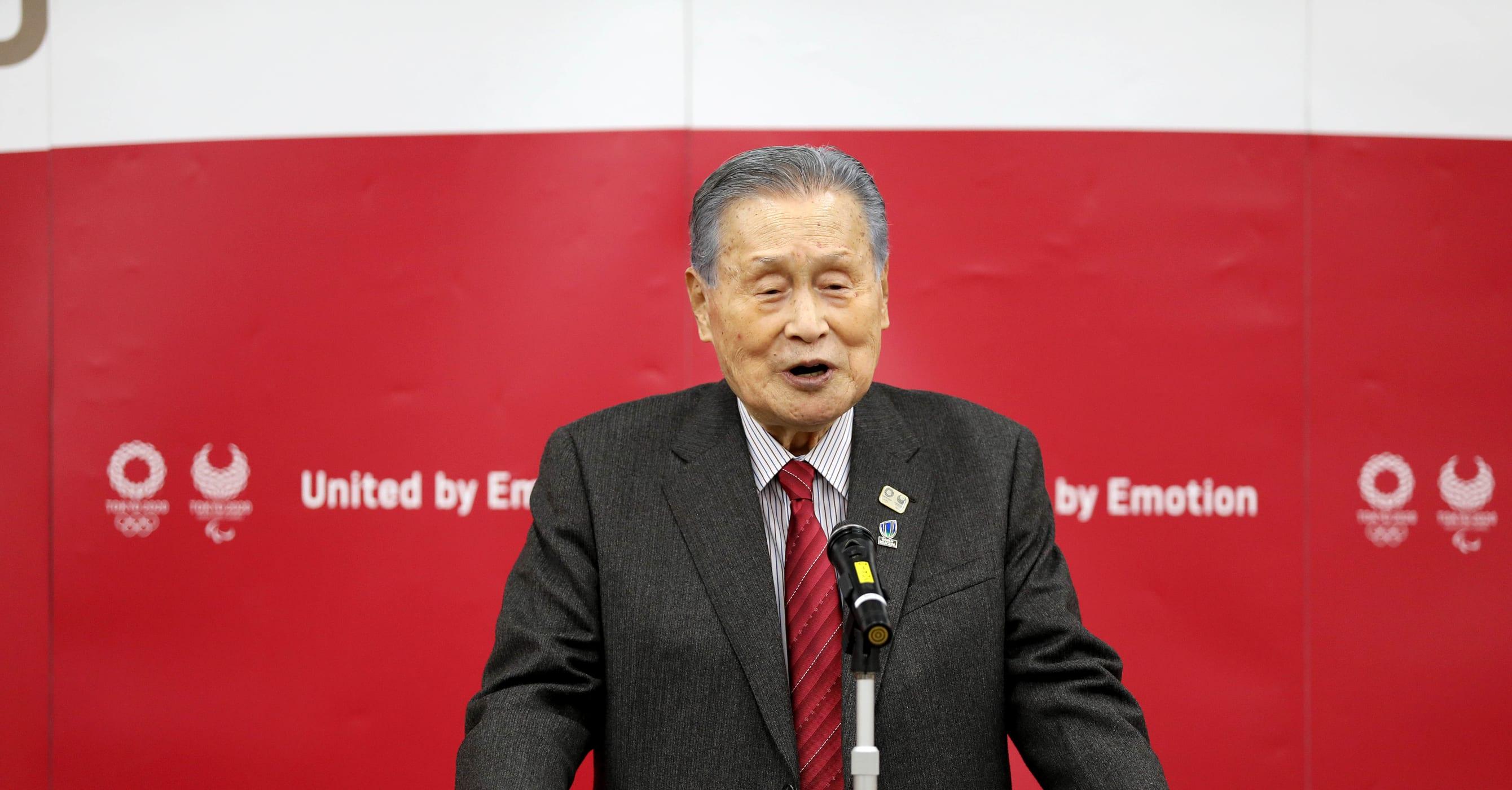 """Tokyo 2020, Human Rights Watch assegna a Mori la """"medaglia d'oro del sessismo"""""""