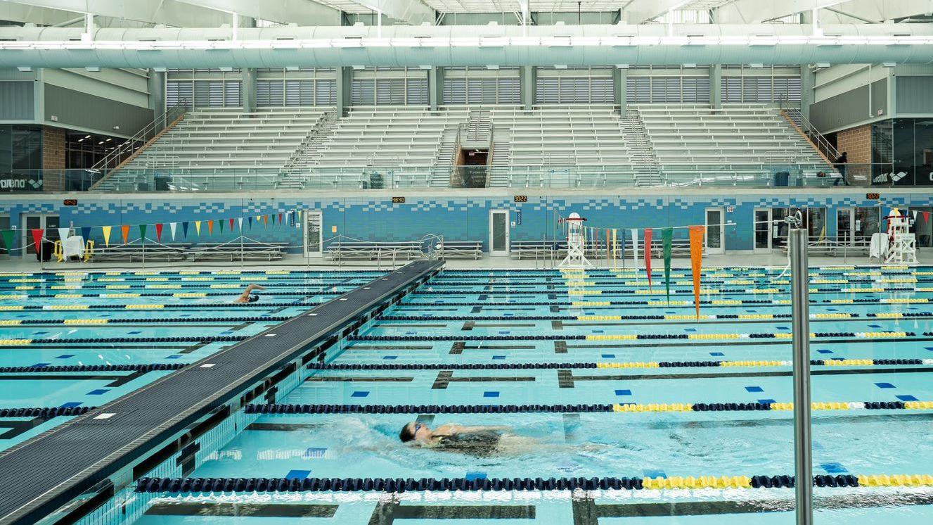 Myrtha Pools protagonista nelle Pro Swim Series, in attesa dei Trials americani