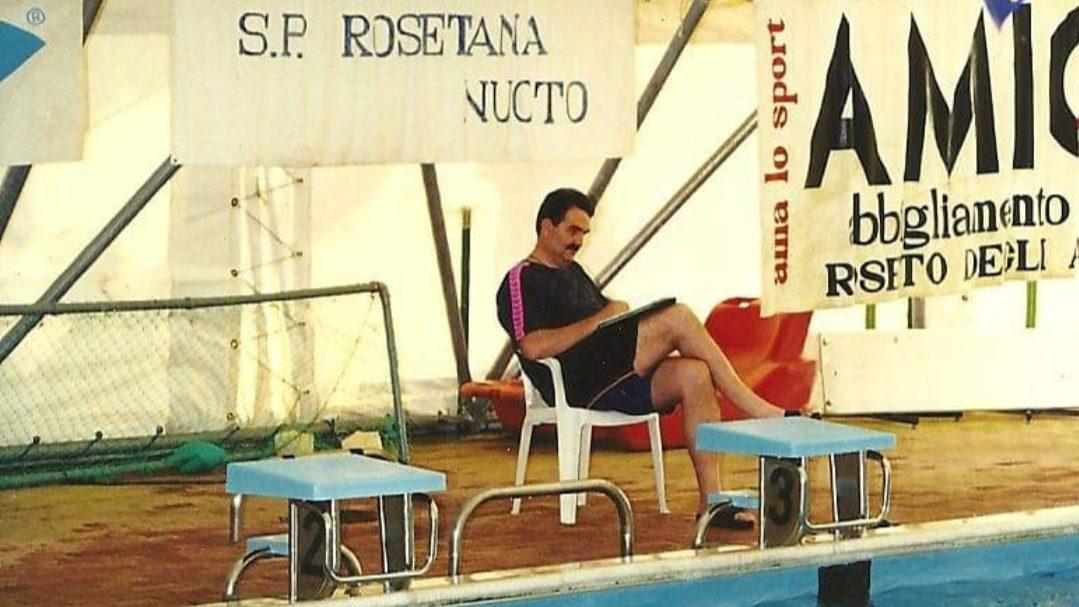 La piscina di Roseto degli Abruzzi dedicata a Pino Celommi