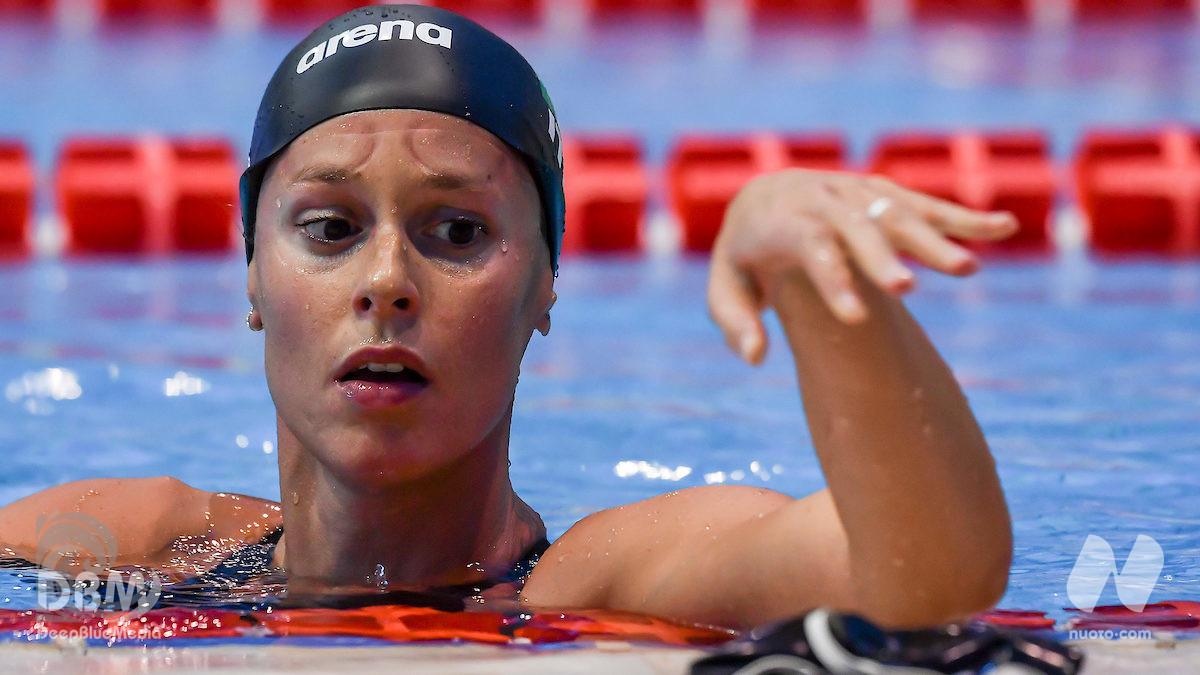 """""""Cinque cose che non sapete di Federica"""": Pellegrini su Olympic Channel"""