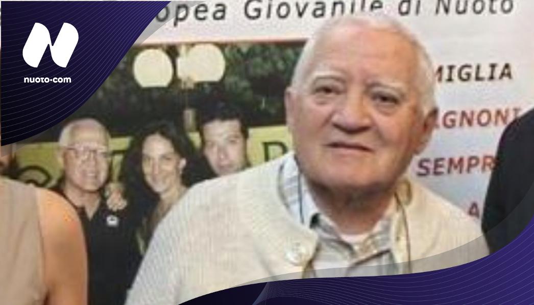 Nuoto lombardo in lutto: è morto Lodovico Compagnoni. Il ricordo di Giorgio Lamberti