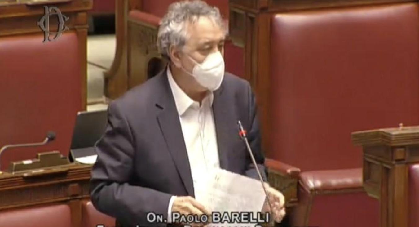 Paolo Barelli a Valentina Vezzali: sì alla riforma, ora attenzione alle società