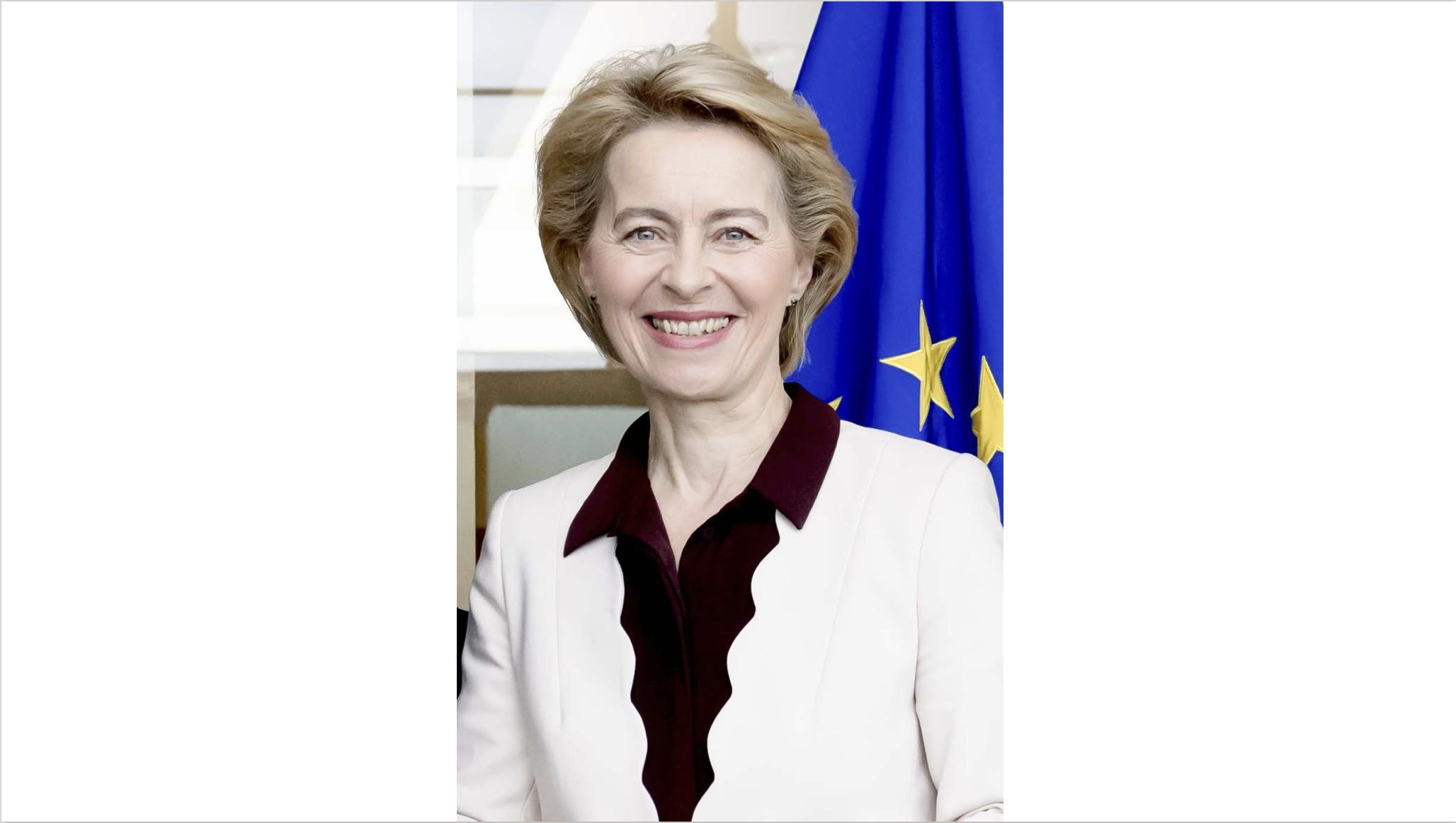 Ursula von der Leyen incontra Thomas Bach per parlare di sport, solidarietà e vaccini