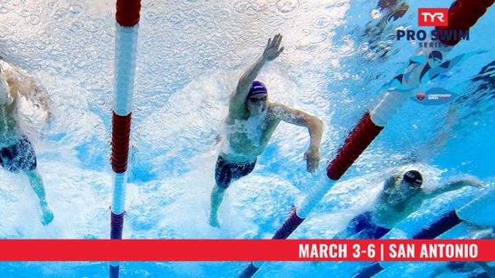 Al via domani la 2021 TYR Pro Swim Series