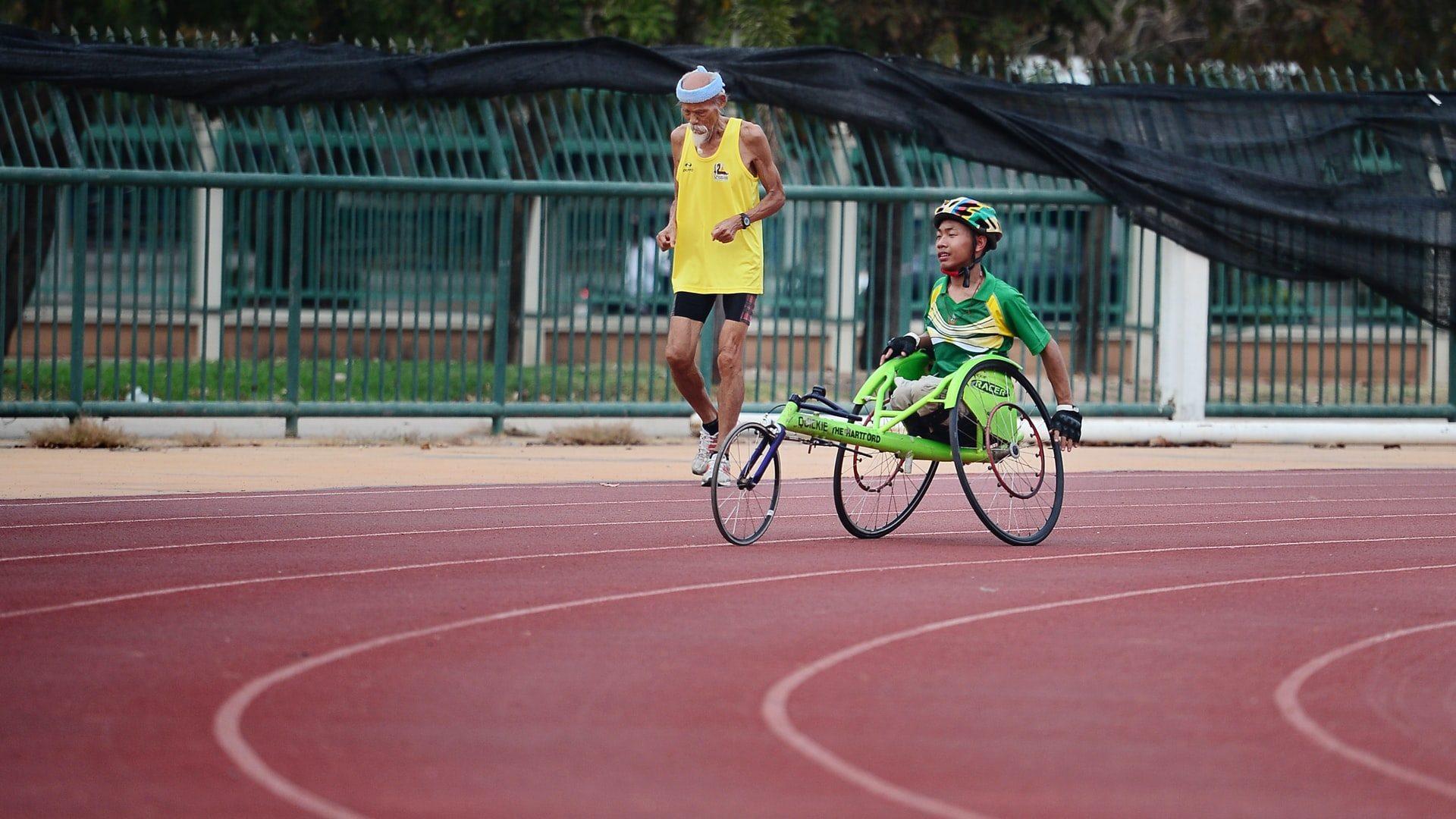 """""""Press play on sport"""": esperienze di accessibilità sportiva per persone con disabilità"""