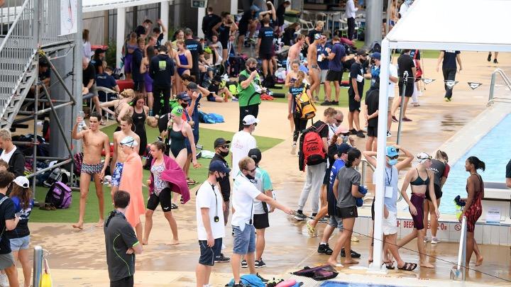 Conclusi i Campionati giovanili australiani. Immagini che mancano.