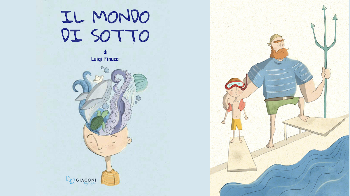 Il mondo di sotto, libro di filastrocche di Luigi Finucci