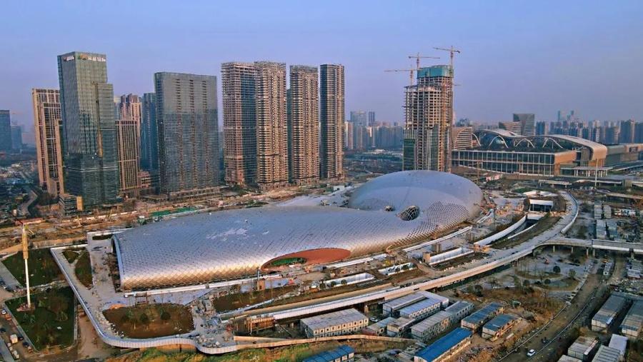 Giochi Asiatici 2022, approvata la sede per il nuoto