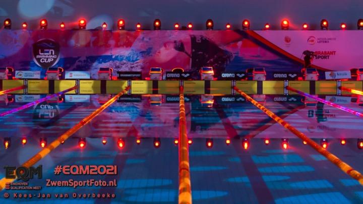 Swim Open Stockholm 2021. Flash D2. Louise Hansson 100 farfalla (57.32) in batteria.