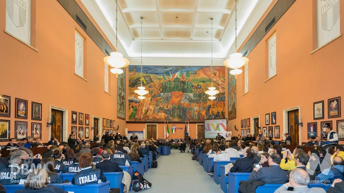 Elezioni CONI: domani al Bonacossa di Milano. Malagò, Bellutti e Di Rocco per la Presidenza