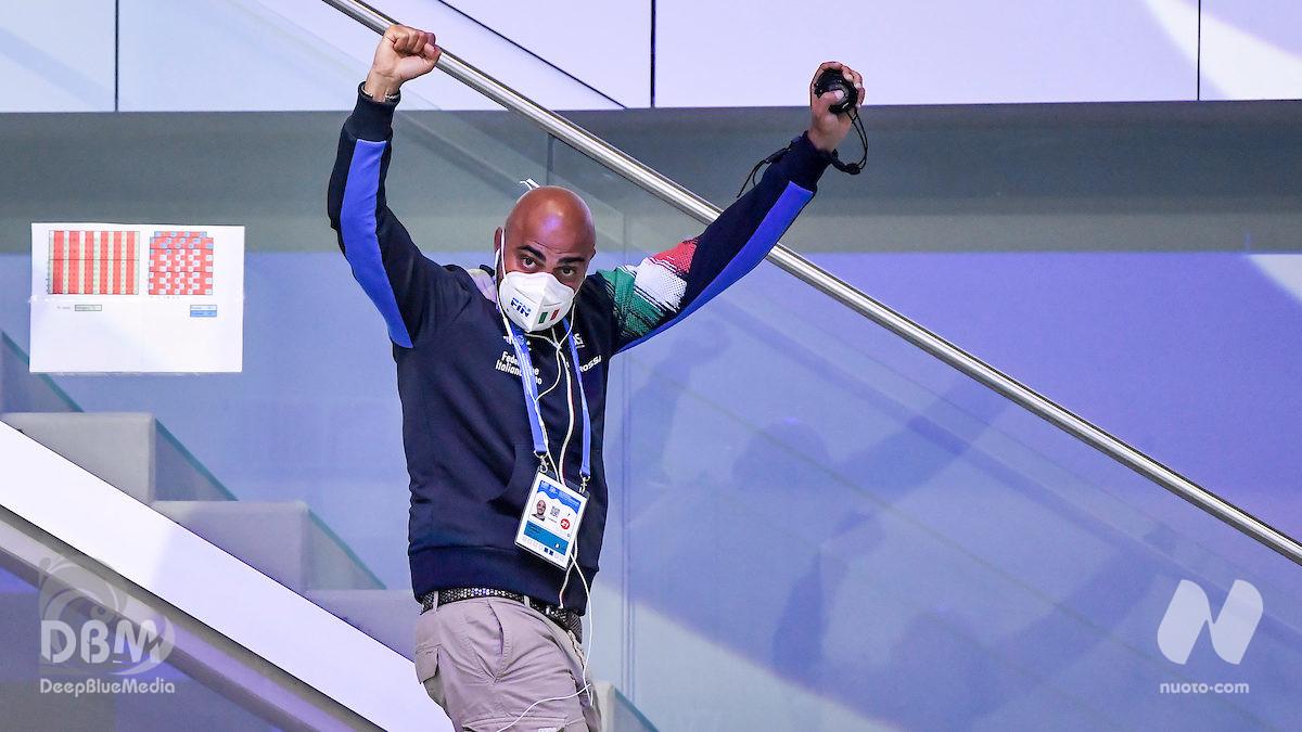 """Minotti-Quadarella, missione compiuta. """"Europeo di passaggio, ora concentrati sull'Olimpiade"""""""