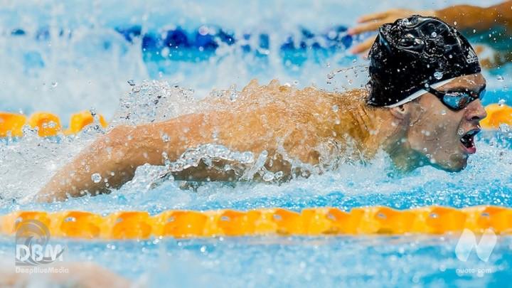 USA. Tyr Pro Swim Series D3. Batterie. Michael Andrew 100 farfalla (51.31), 5° al mondo.