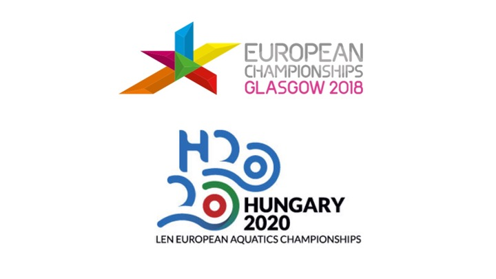Europei a confronto. Budapest (12) vs Glasgow (22).