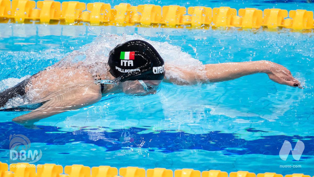 """Ci pensa sempre lei: Federica Pellegrini trascina la 4×200 alla medaglia di bronzo. """"Finalmente torniamo competitive"""""""