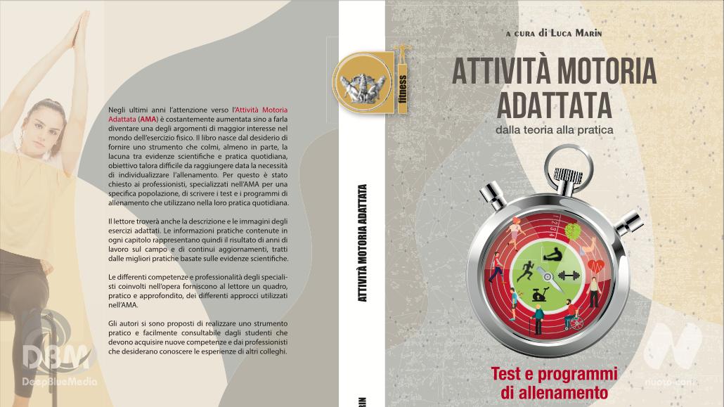"""""""Attività motoria adattata: dalla teoria alla pratica"""", a cura di Luca Marin"""