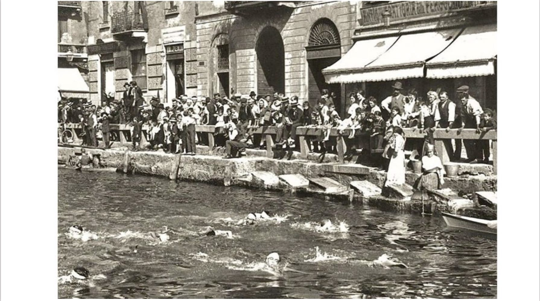 Nuoto ginnastico e rari nantes