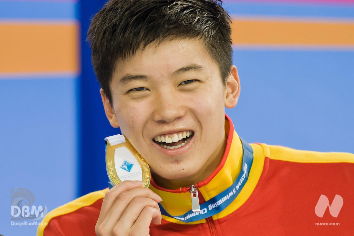 Trials Cina. D1. Assegnati i primi pass olimpici. (VIDEO).
