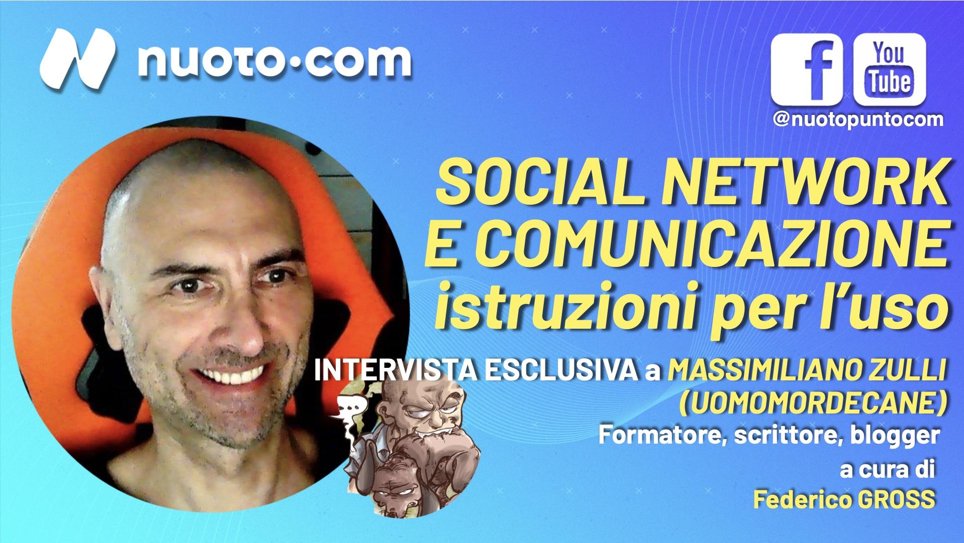 La comunicazione al tempo dei social: intervista con Massimiliano Zulli (Uomomordecane)