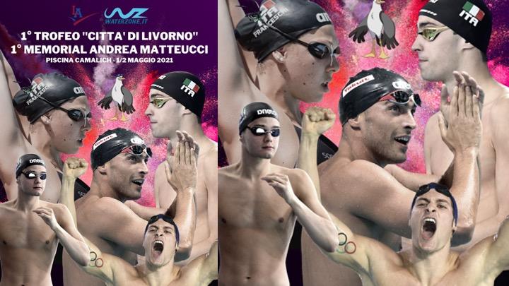 Al via il 1° Trofeo Città di Livorno – 1° Memorial Andrea Matteucci. 450 atleti in gara.